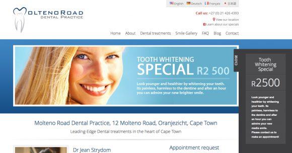Molteno Road Dental Practice | Dental Practice