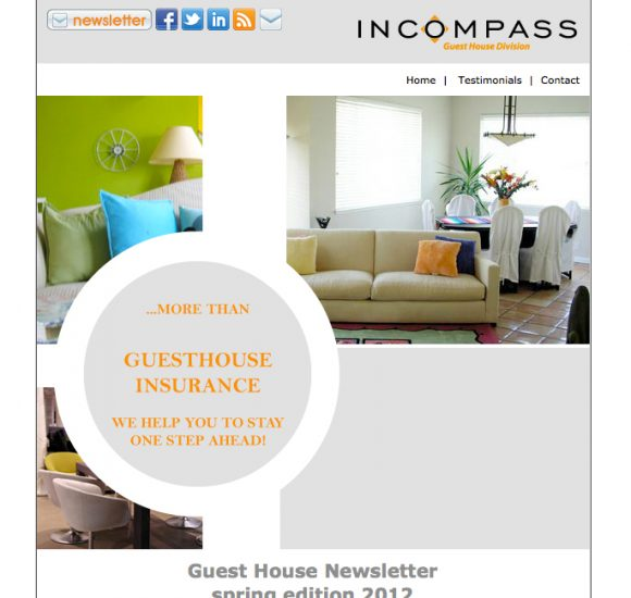 Incompass | Guest House Insurance Firm