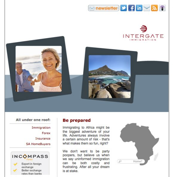 Intergate Immigration | Immigration Firm