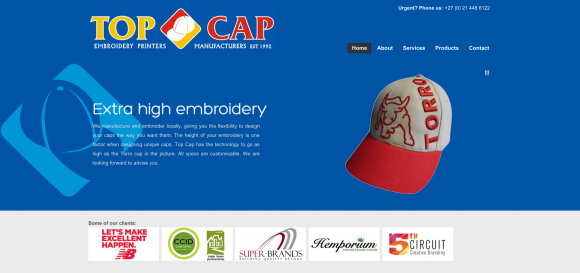 Top Cap | Clothing and Apparel