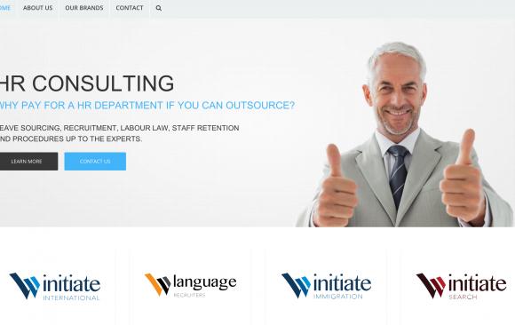 Wordpress Website | Recruitment Agency