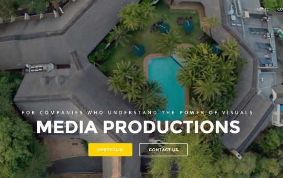 Wordpress Website | Production Company